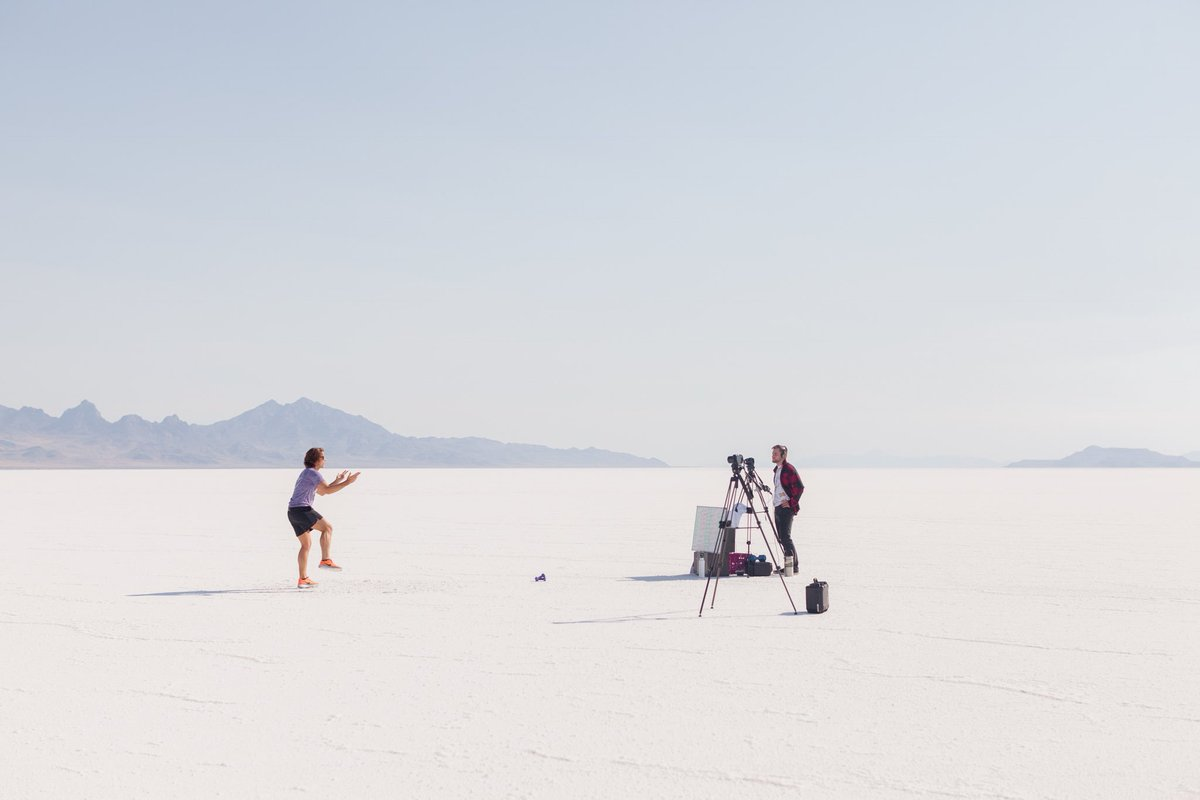 I'd pick filming outside over the studio any day of the week.   #getoutside #setlife https://t.co/zcwjq6MXVo