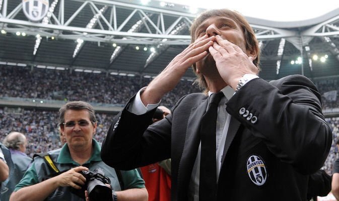 Happy Birthday to Juventus legend. Antonio Conte. Thank you for all you\ve done. FORZA JUVENTUS!!!!!!