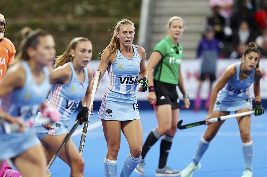Hockey | Las Leonas vencieron a Nueva Zelanda y clasificaron a los cuartos de final del Mundial
