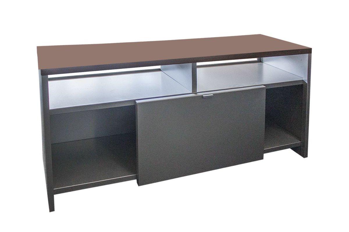 La Credenza Twitter : Home office credenza cabinets hutch star furniture tx