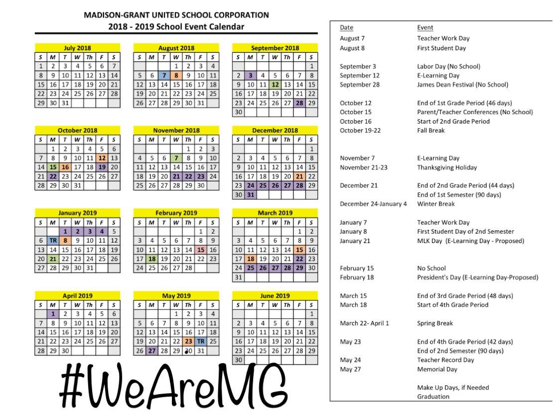 Usc 2019 Calendar Madison Grant USC on Twitter: