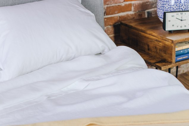 After Reading Hundreds Of Linen Sheet Owner Reviews Testing Samples From 21 Highly Regarded Sets And