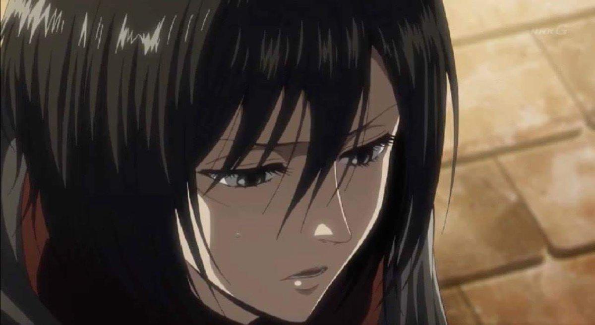 Mikasa Ackerman On Twitter Mikasa In Attack On Titan