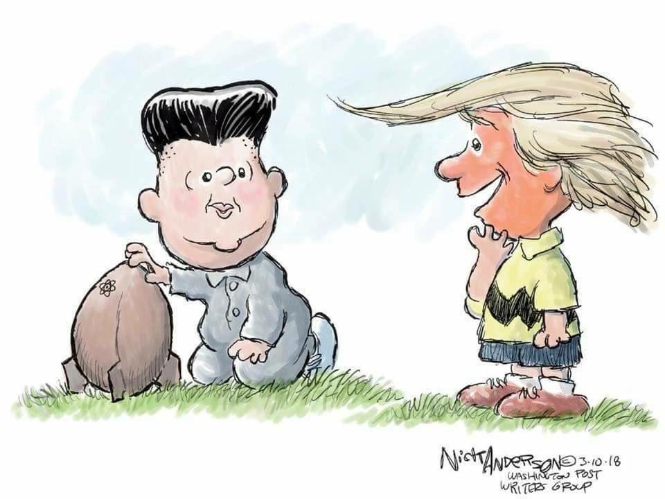 tOfficial Racist, Bigoted Sexual Predator and The Supreme Leader of North Korea Thread..  - Page 6 DjZA3jfWsAAzAqW
