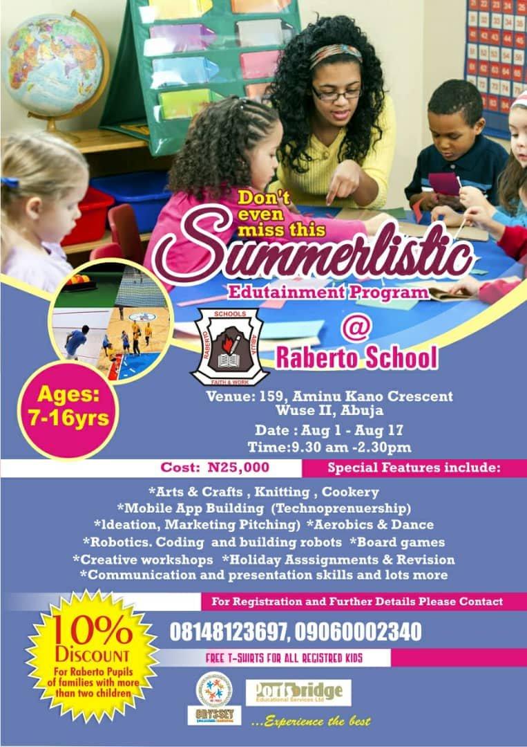 0f17718e6062d Raberto School ( RabertoSchool)