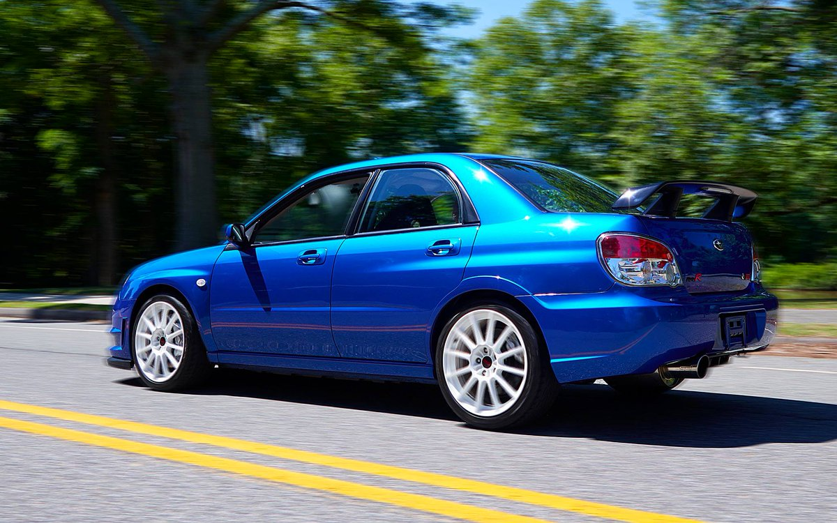 Subaru On Twitter The Longest Name For One Of The Fastest Cars In