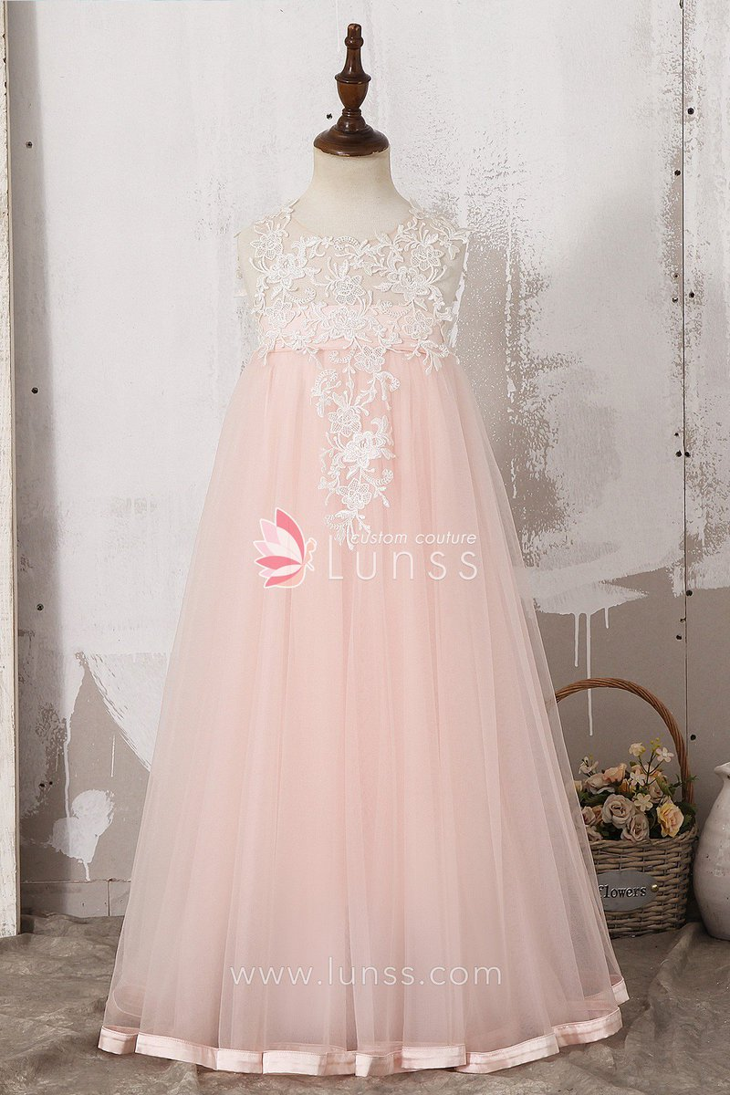 9ff0ce096e Get this look â†' https://bit.ly/2Aq0ACF #lunss #custommade #kidsfashion # lace #tulle #kidblogger #wedding #flowergirldress #childrenboutique  #kidsstyle .