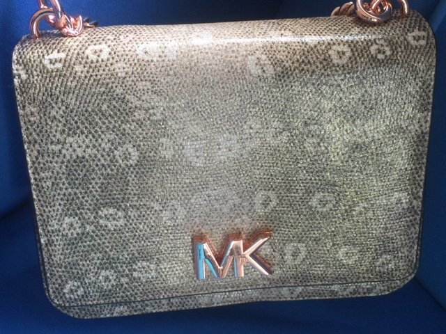 When your best friend knows exactly what you like. Happy Michael Kors birthday to me