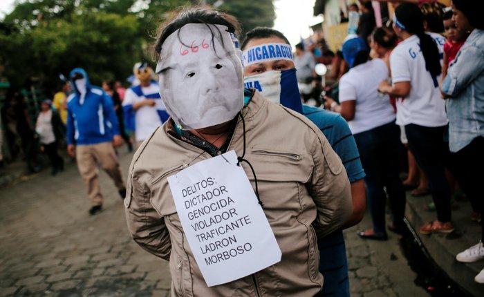 La Casa Blanca condena la feroz represión de las protestas en Nicaragua