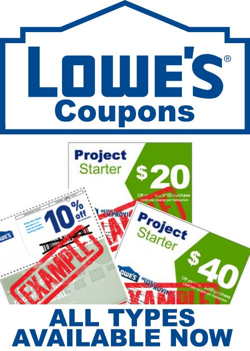Lowes COUPONS (@lowes_coupons4u) | Twitter