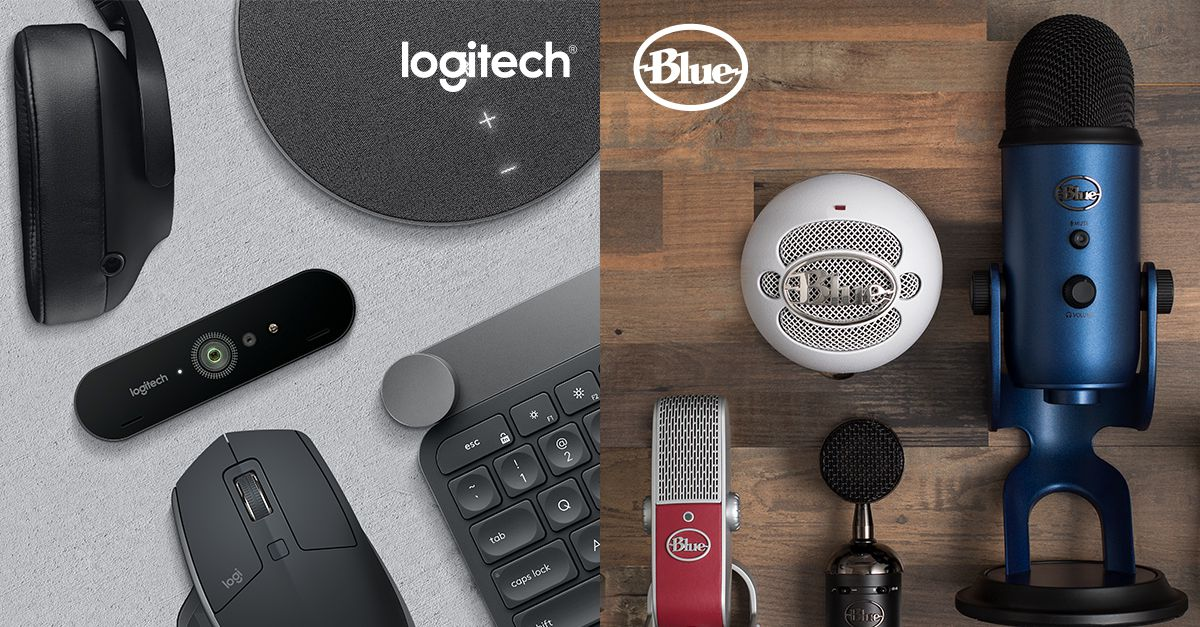 Logitech is acquiring Blue Microphones for $117 million in cash