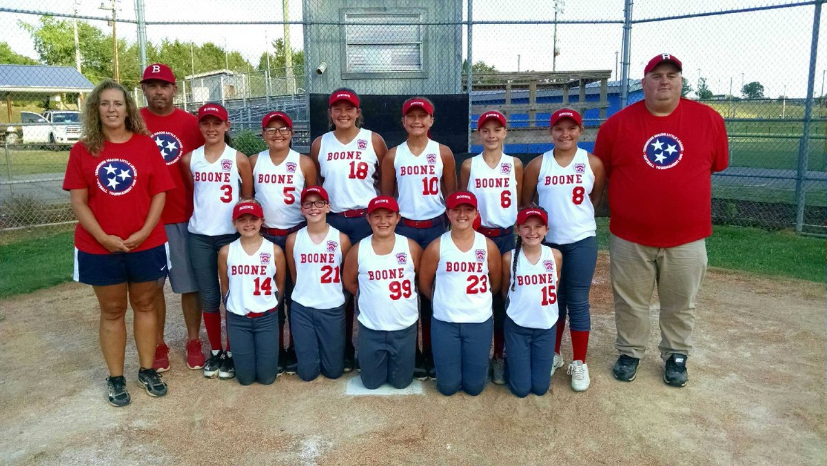 """""""I still can't believe we actually did it."""" — Daniel Boone's Little League softball team goes from happy to make the regional to a World Series berth http://ow.ly/vMQ030lbX0u"""