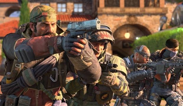 Our first look at @CallofDuty: Black Ops 4's #battleroyale game mode https://t.co/Gj6H2Wg8rz