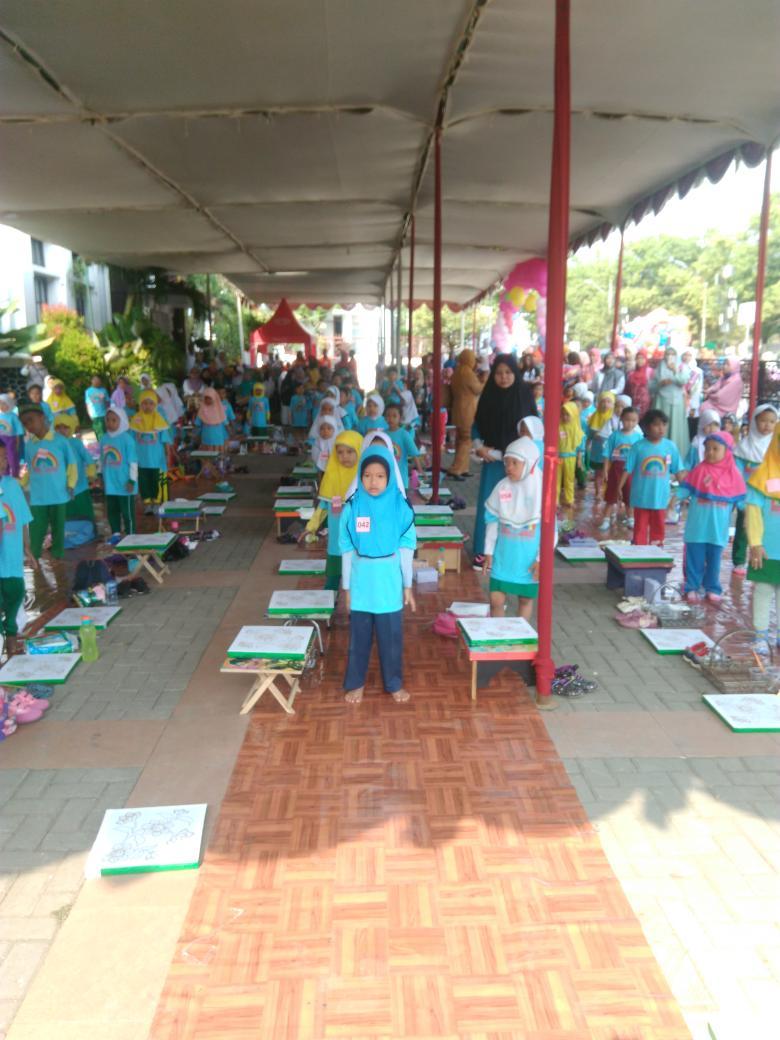 টইটর Uptd Museum Batik Pekalongan Lomba Mewarnai Motif