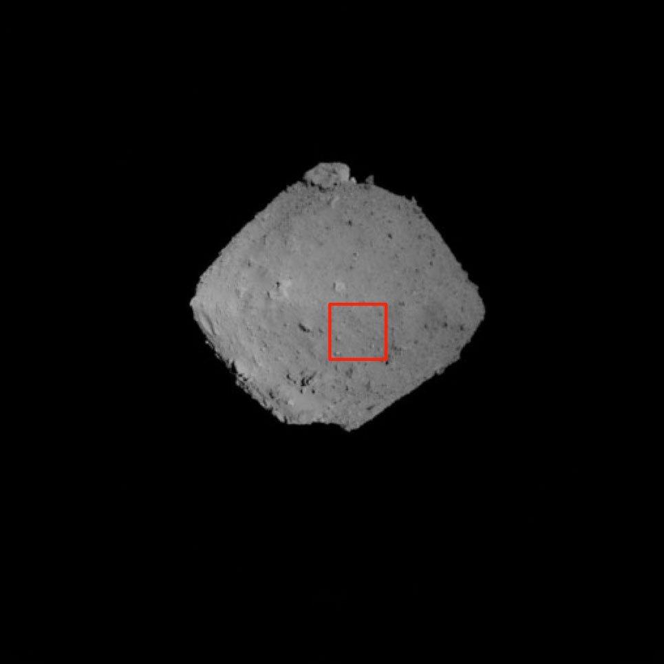 Mission Hayabusa-2 - Astéroïde Ryugu - Page 13 Dj_1skLU8AAFZkE?format=jpg