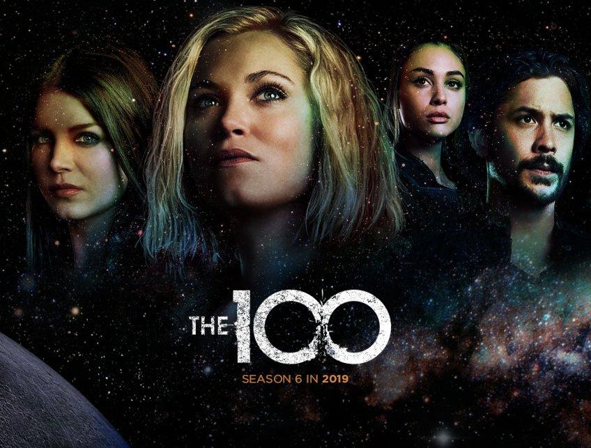 The 100 Staffel 6 Deutschland Start