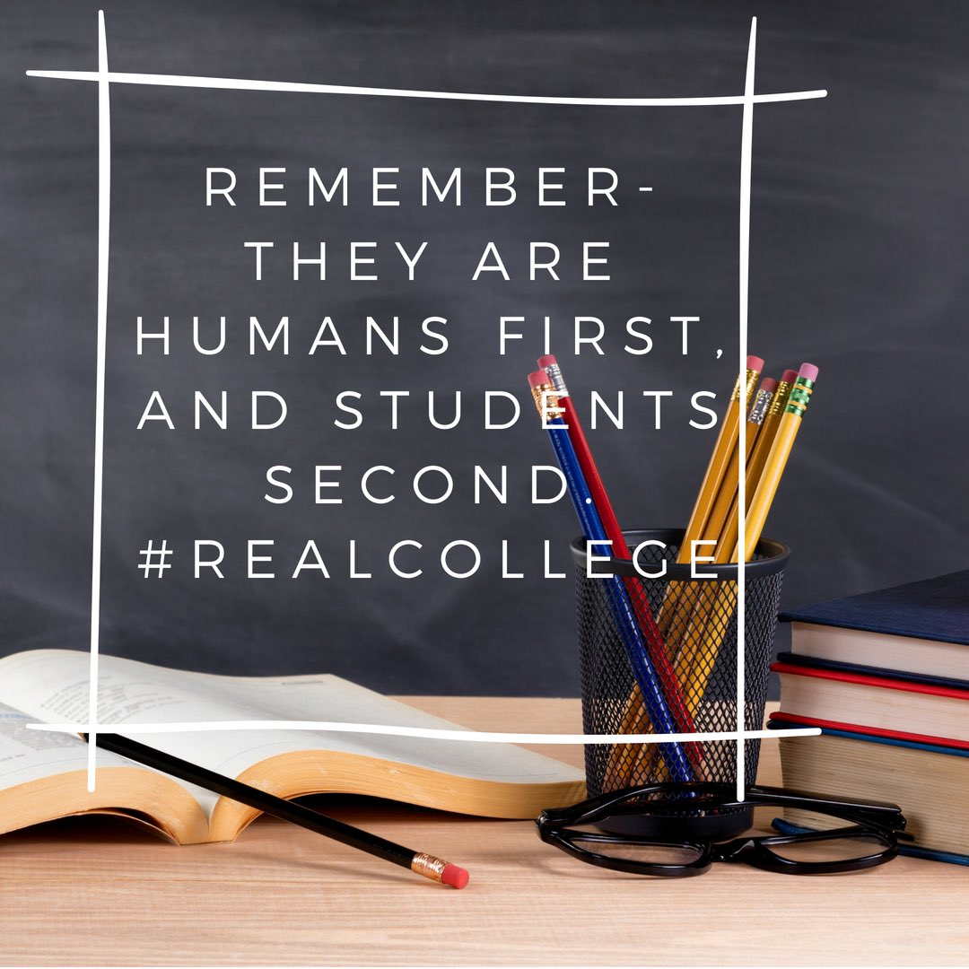 Preparing to teach this fall? #Faculty please remember that a culture of caring helps your students succeed. Here's a little something to help you. medium.com/@saragoldrickr… #RealCollege #academia #highered
