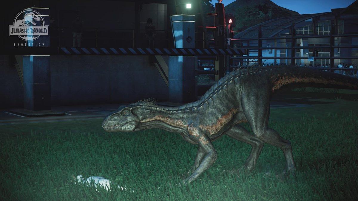 The Best Jurassic World Evolution Isla Pena  Images