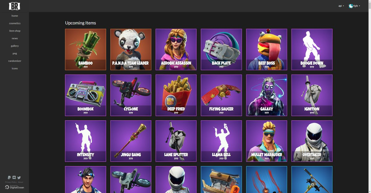 how to find fortnite leaked items in files