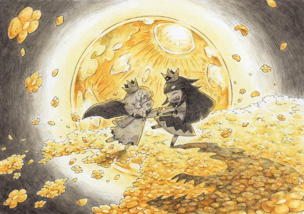 嘘つき姫と盲目王子に関する画像12