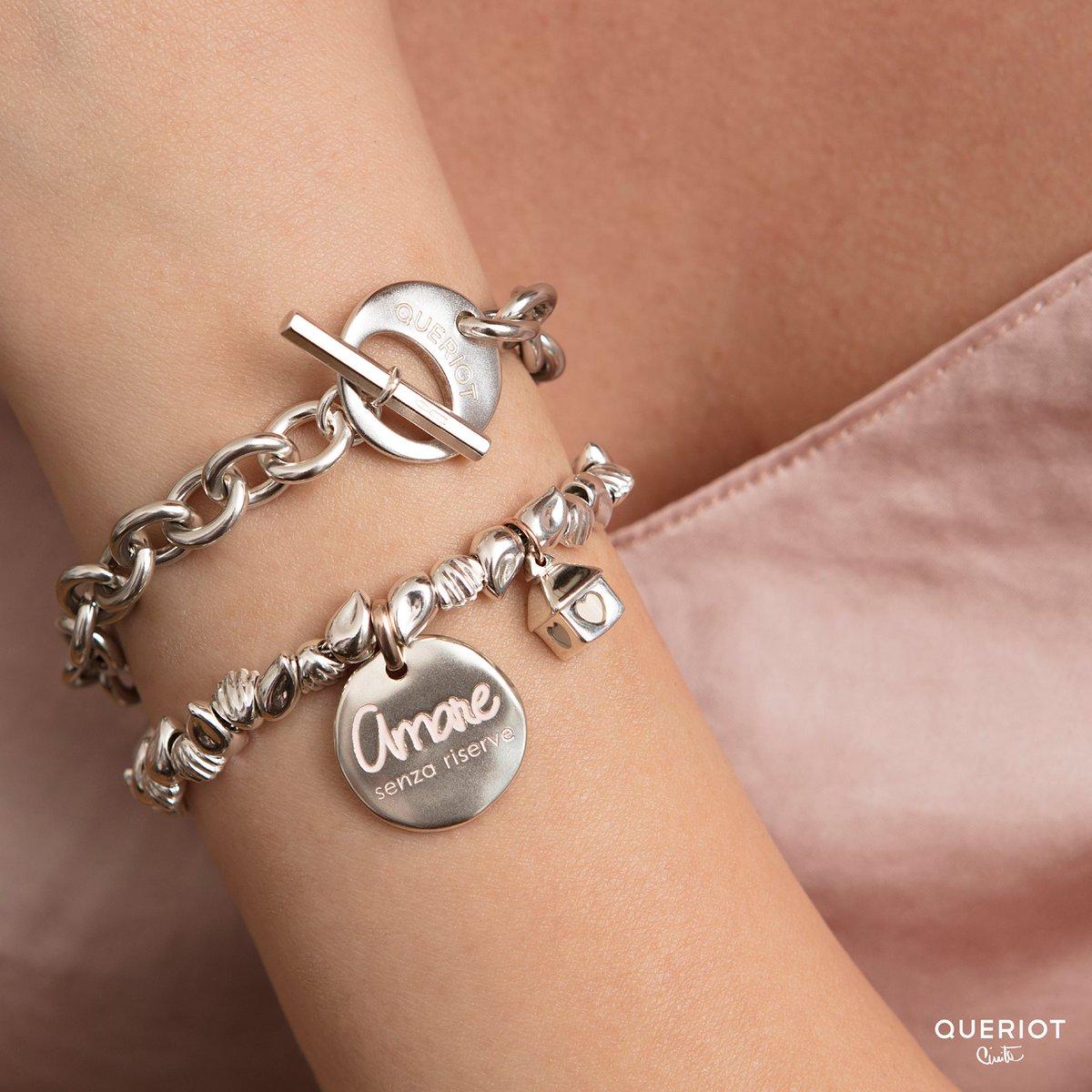(A. Baricco) gioielleriachiatti chiatti gioielleria cittadicastello  bracciale queriot civita amare senzariserve  lovepic.twitter.com/X0cdas1Jse