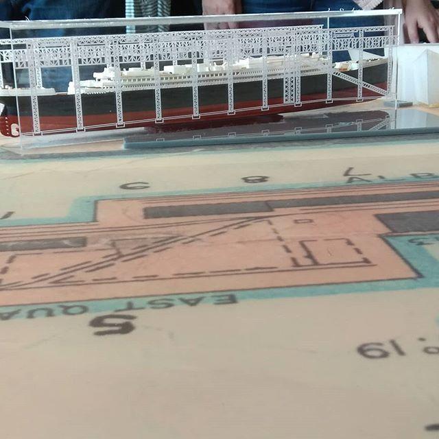 Titanic Belfast. The birthplace of RMS Titanic. Un museu de disseny modern, que paga la pena visitar. Titanic  http:// Belfast.com  &nbsp;    https:// ift.tt/2KyoN9C  &nbsp;  <br>http://pic.twitter.com/MCEHc3XcSY