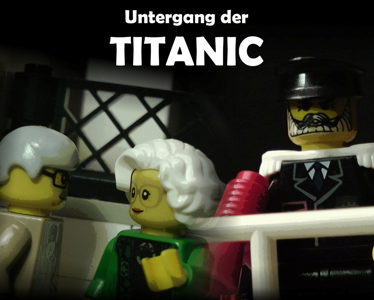 Untergang der Titanic - der Brickfilm  https:// youtu.be/2_92MdRijjo  &nbsp;   via @YouTube this is the most fascinating thing I've seen on You Tube all summer. The Titanic story retold through Lego - brilliant <br>http://pic.twitter.com/naMeiNzZFP