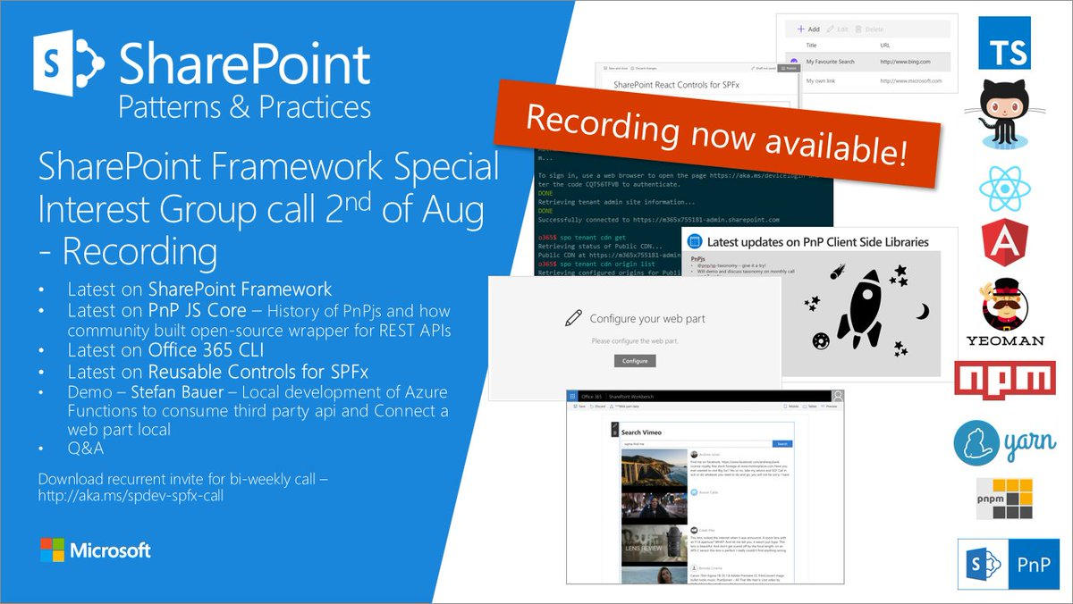 Microsoft SharePoint on Twitter: