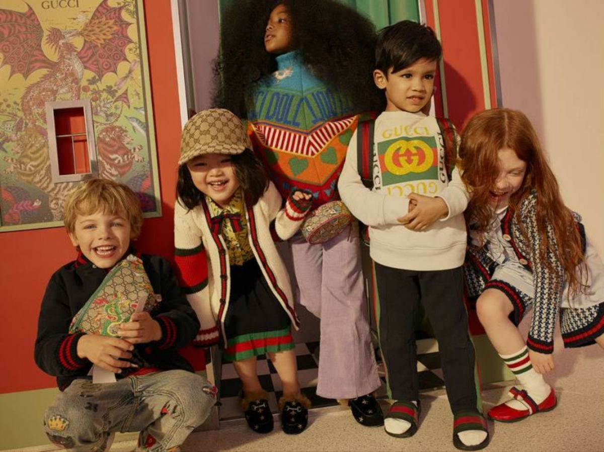 NET-A-PORTER launches #kidswear with #Gucci https://t.co/b4CC00jUsT