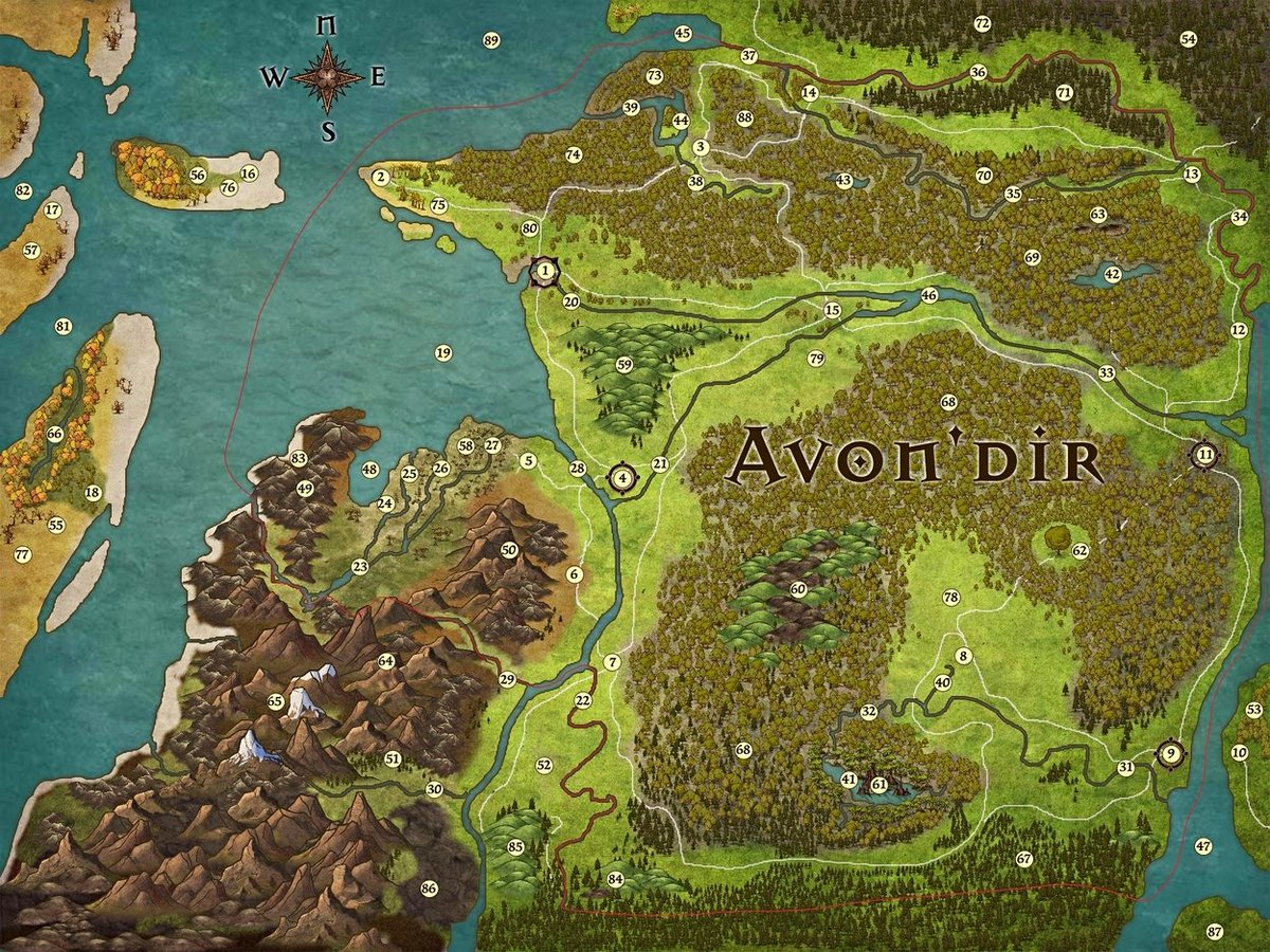 Cartographers\' Guild on Twitter: \