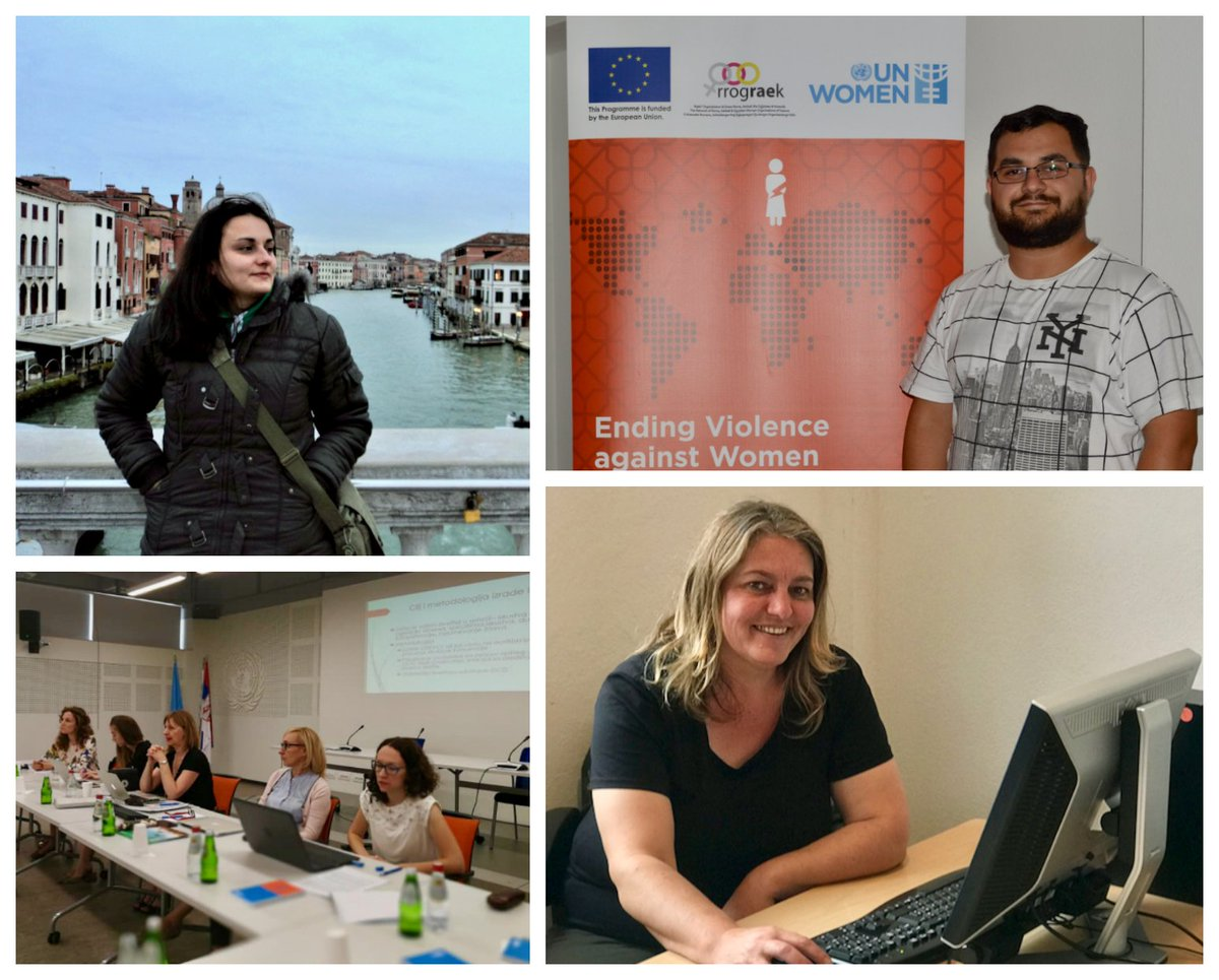Check out the latest issue of @unwomeneca newsletter to read WAVE's report on the importance of regional networking for women's organisations in the Balkans and Turkey. #CSSPstrongtogether #CSSPagainstVAWG #changingmindstoendVAW #SayNoStopVAW