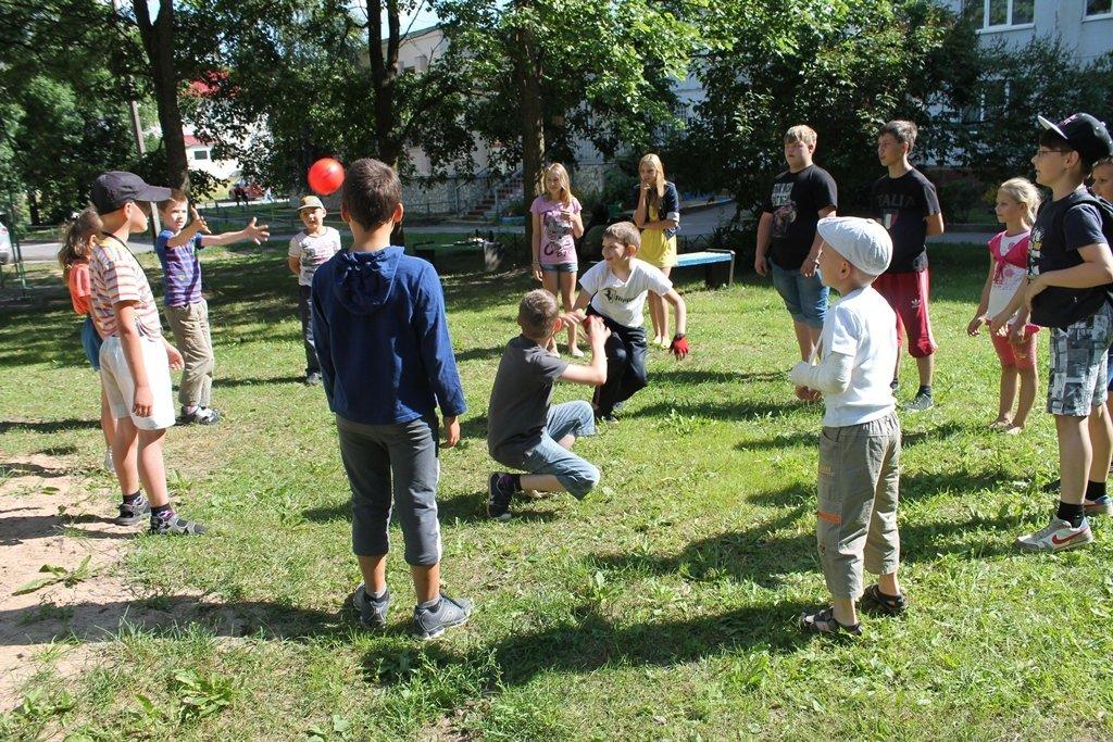 Подвижные игры для школьников картинки