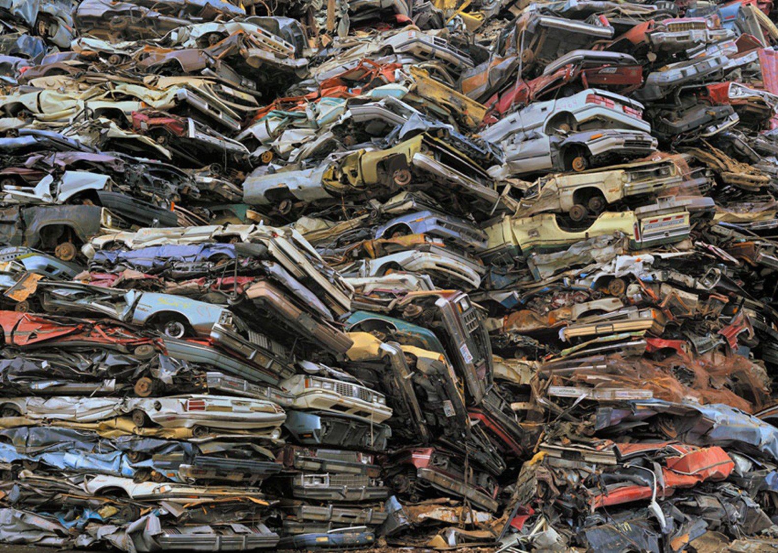 Image result for chris jordan's portraits of consumption