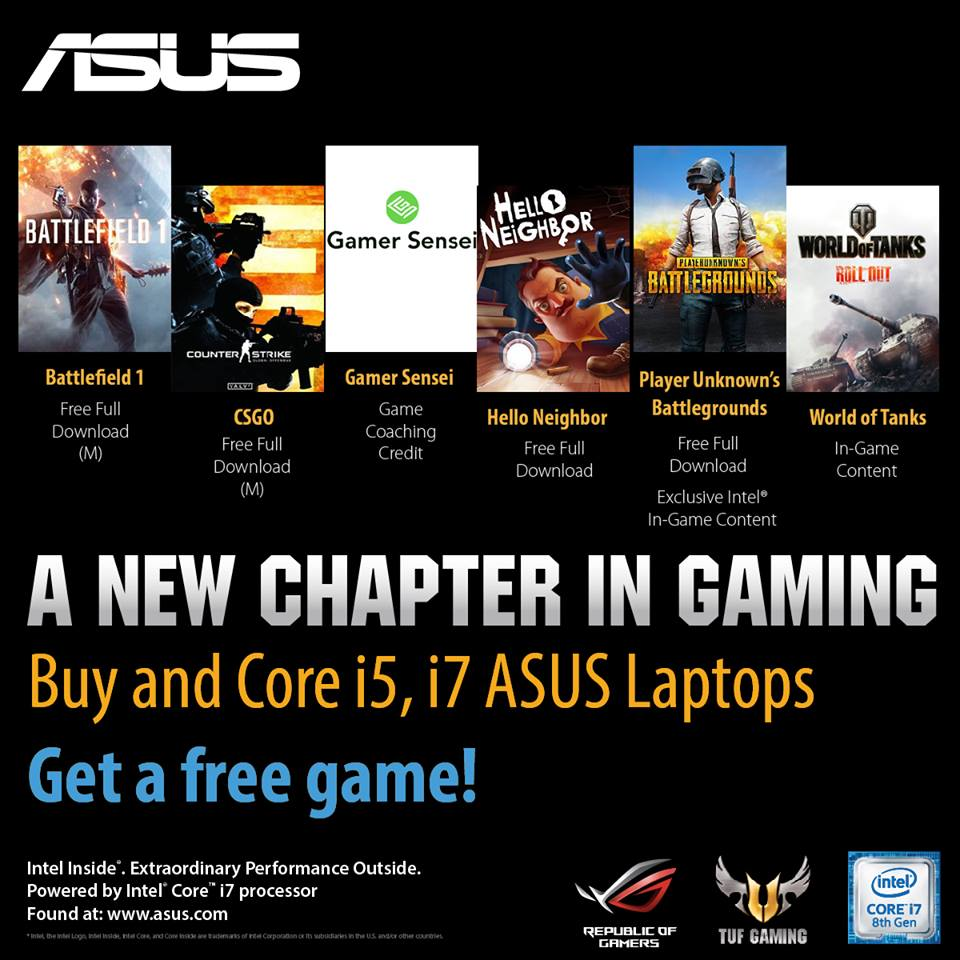 ASUS South Africa on Twitter: