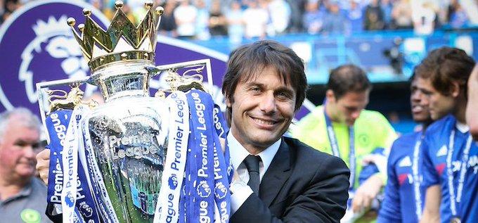 Happy 49th birthday, Antonio Conte!   Serie A  Supercoppa Premier League Serie B FA Cup