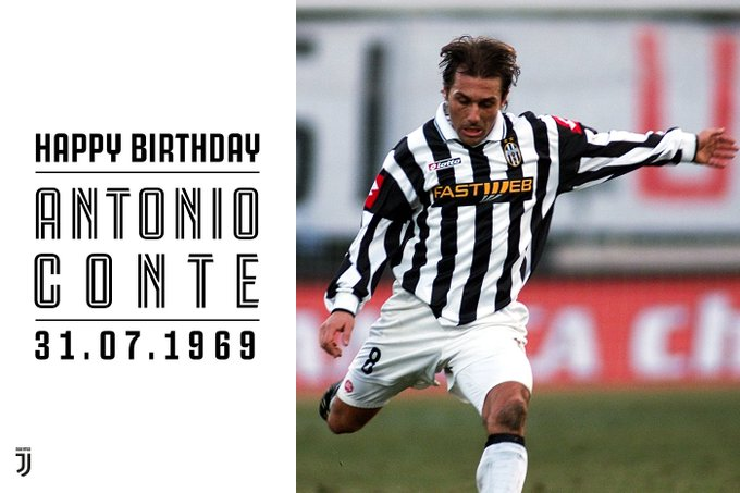 Happy birthday to a -winning player and coach, Antonio Conte!