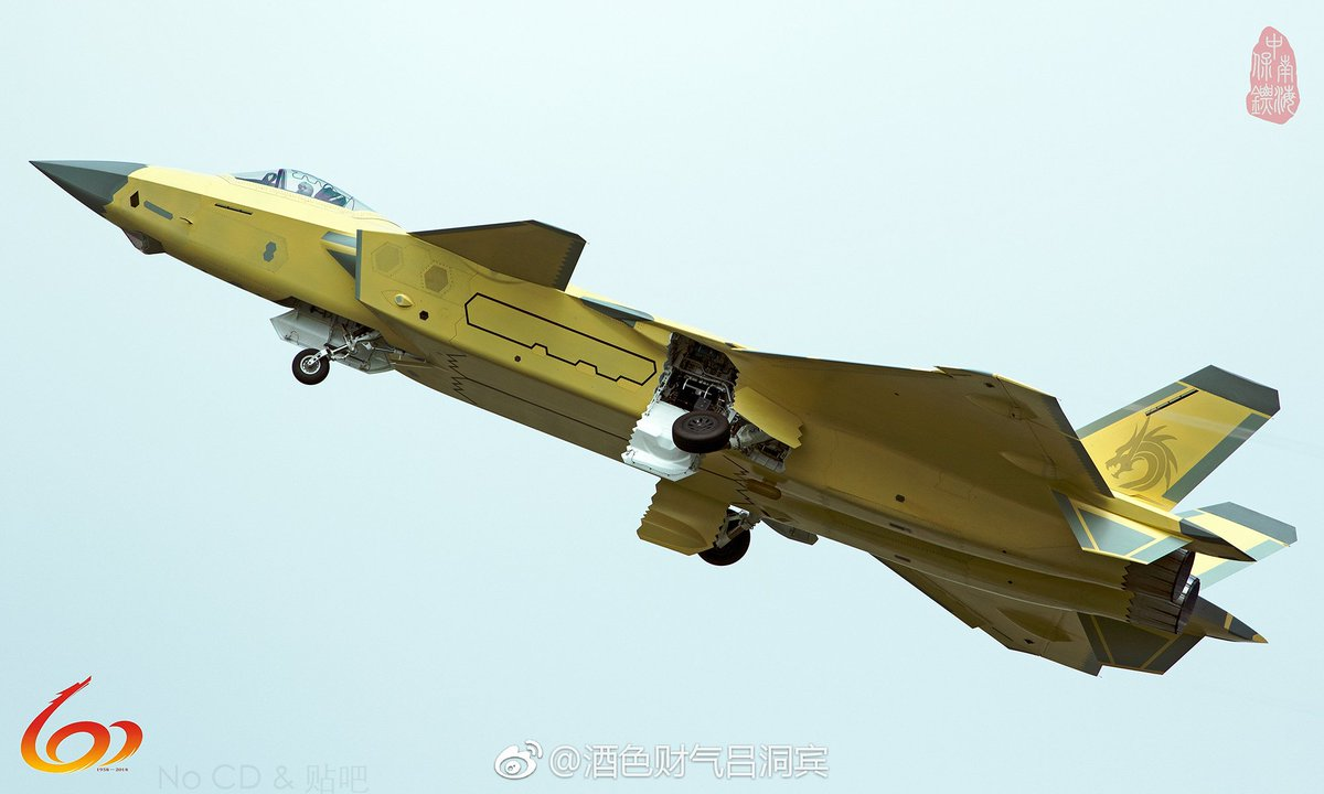 """Китайский J-20 обогнал """"не имеющий аналогов"""" российский ПАК-ФА"""