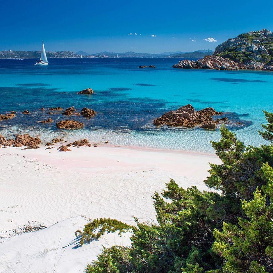 побережья сардинии картинки того, зенитный
