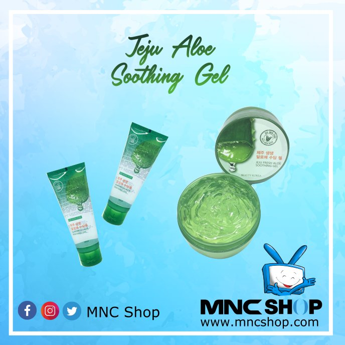 Image result for aloe Fresh Soothing Gel mnc shop