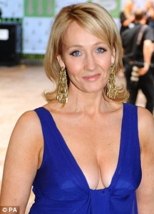 J K Rowling  Happy Birthday Sexy