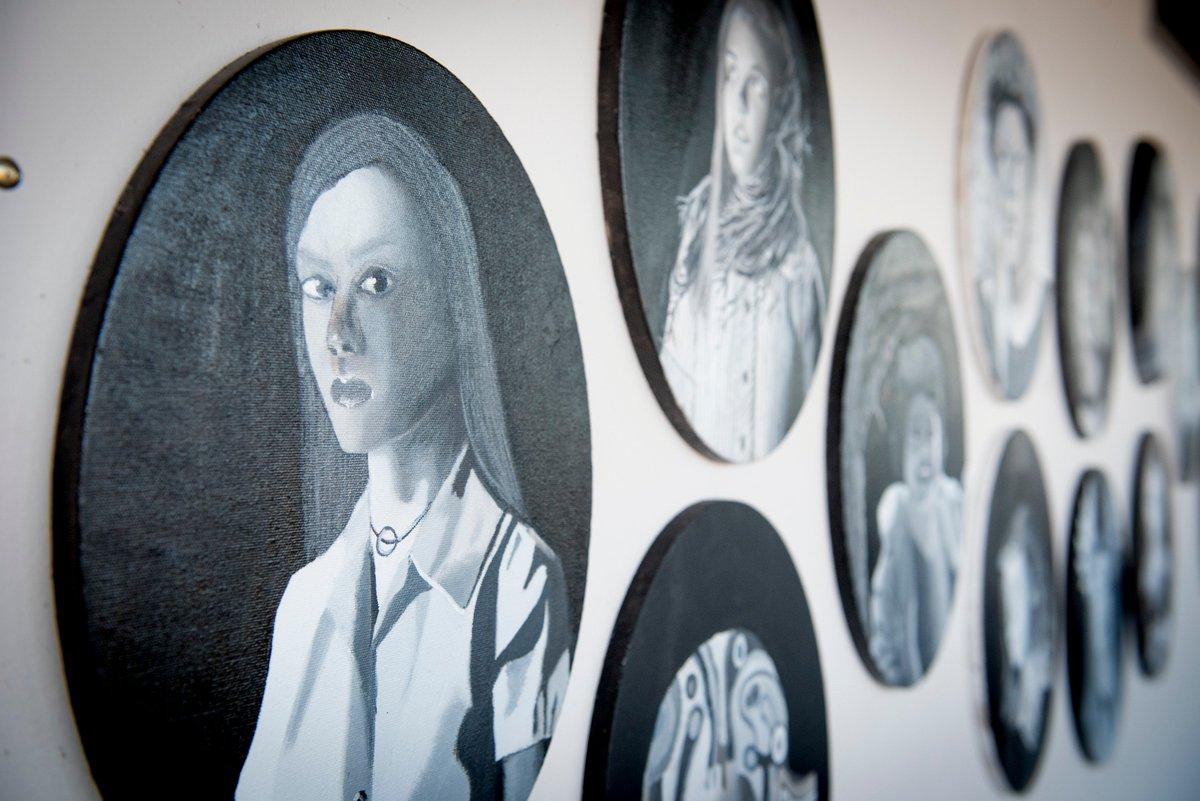 Caulfield Grammar On Twitter Year 11 Art On Display Inspired By