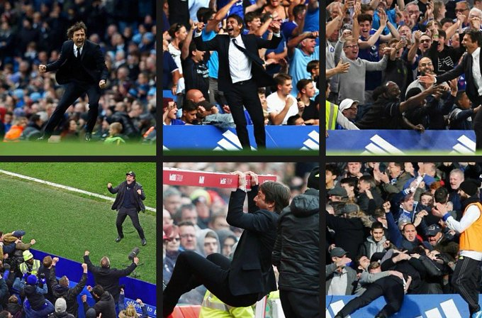 Happy Birthday to Antonio Conte  2 year At and  2  win