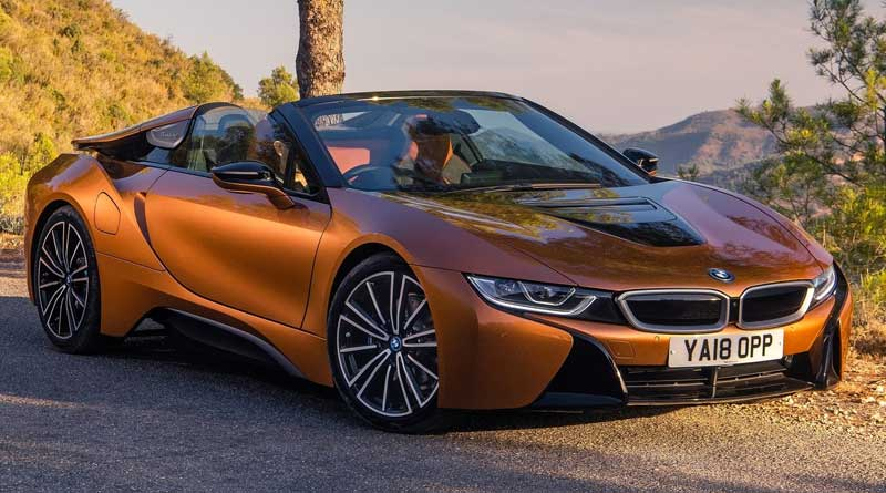 I8roadster Photos And Hastag