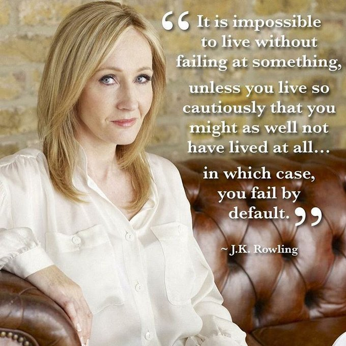Happy Birthday J.K Rowling!  JKRowling