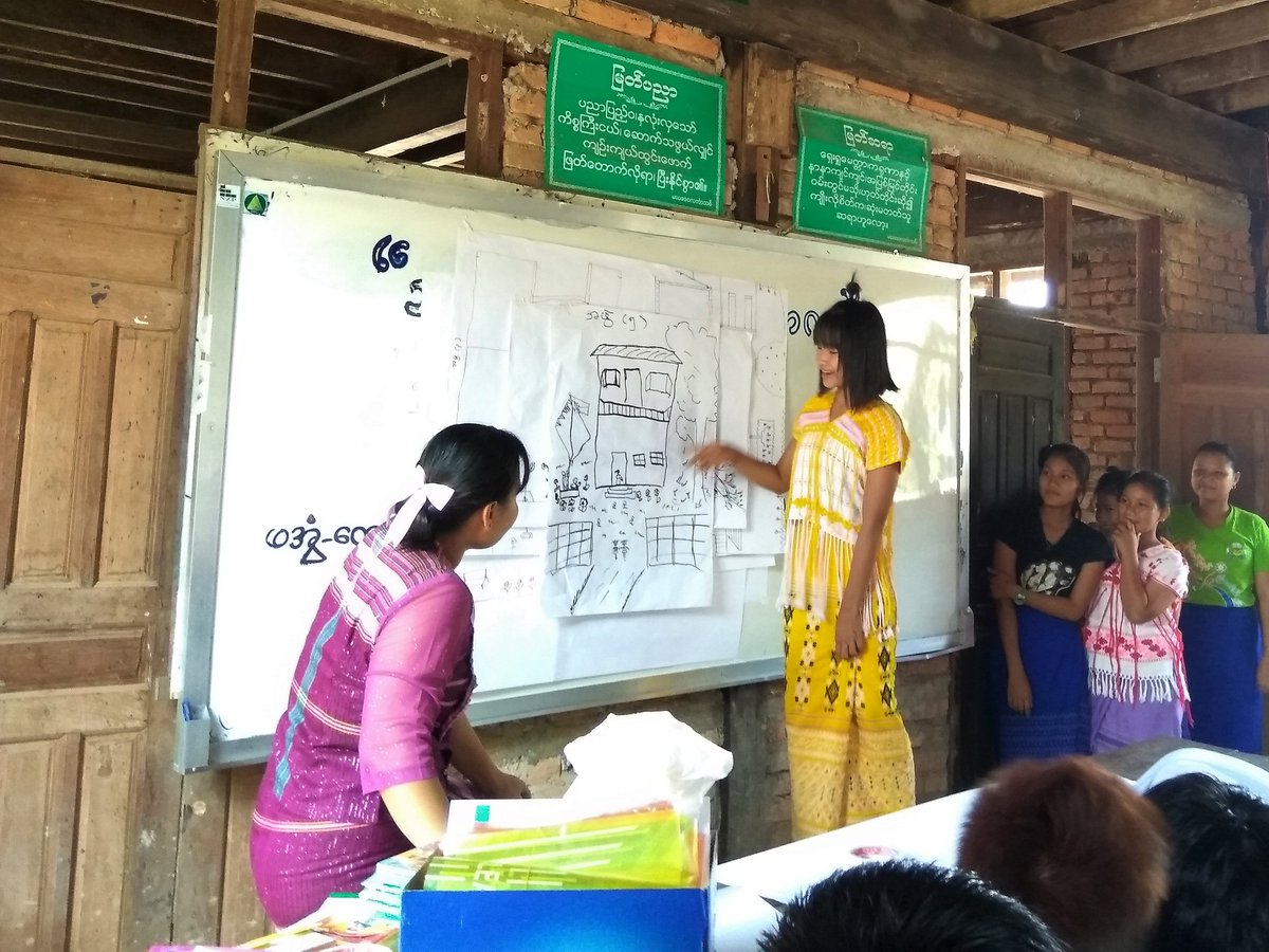 Beyond Education Wars >> People In Need On Twitter Kayin State In Myanmar Is Among Areas