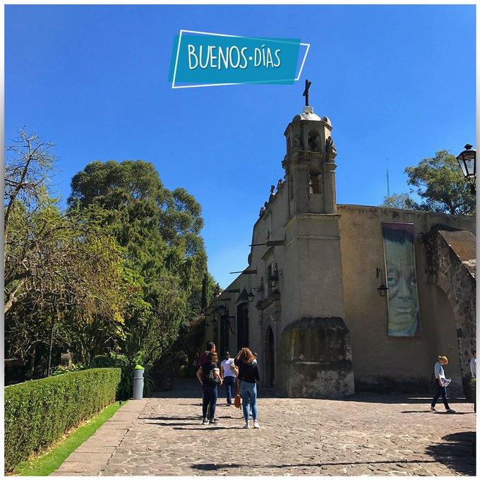 El Museo Dolores Olmedo alberga una de las colecciones de arte donadas por su fundadora. Entre ellas, 148 piezas de Diego Rivera y 26 de Frida Kahlo, siendo la colección más numerosa de obras de ambos artistas reunida en un solo lugar. ¿Ya lo conoces? #BuenosDías🌞 @TurismoCDMX Foto