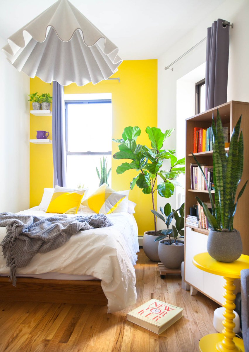 Apartment Therapy On Twitter Smart Stylish Ideas For Dividing A Bed Area In A Studio Https T Co Va1x6nqj6x