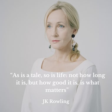Happy Birthday J.K. Rowling!  JKRowling