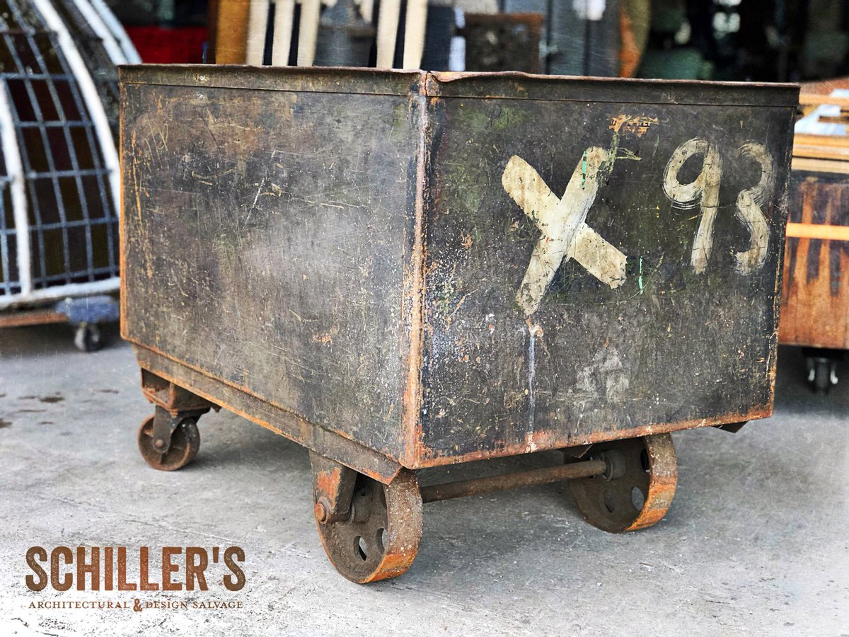 Schiller S Salvage On Twitter Look Outside Of The Box For