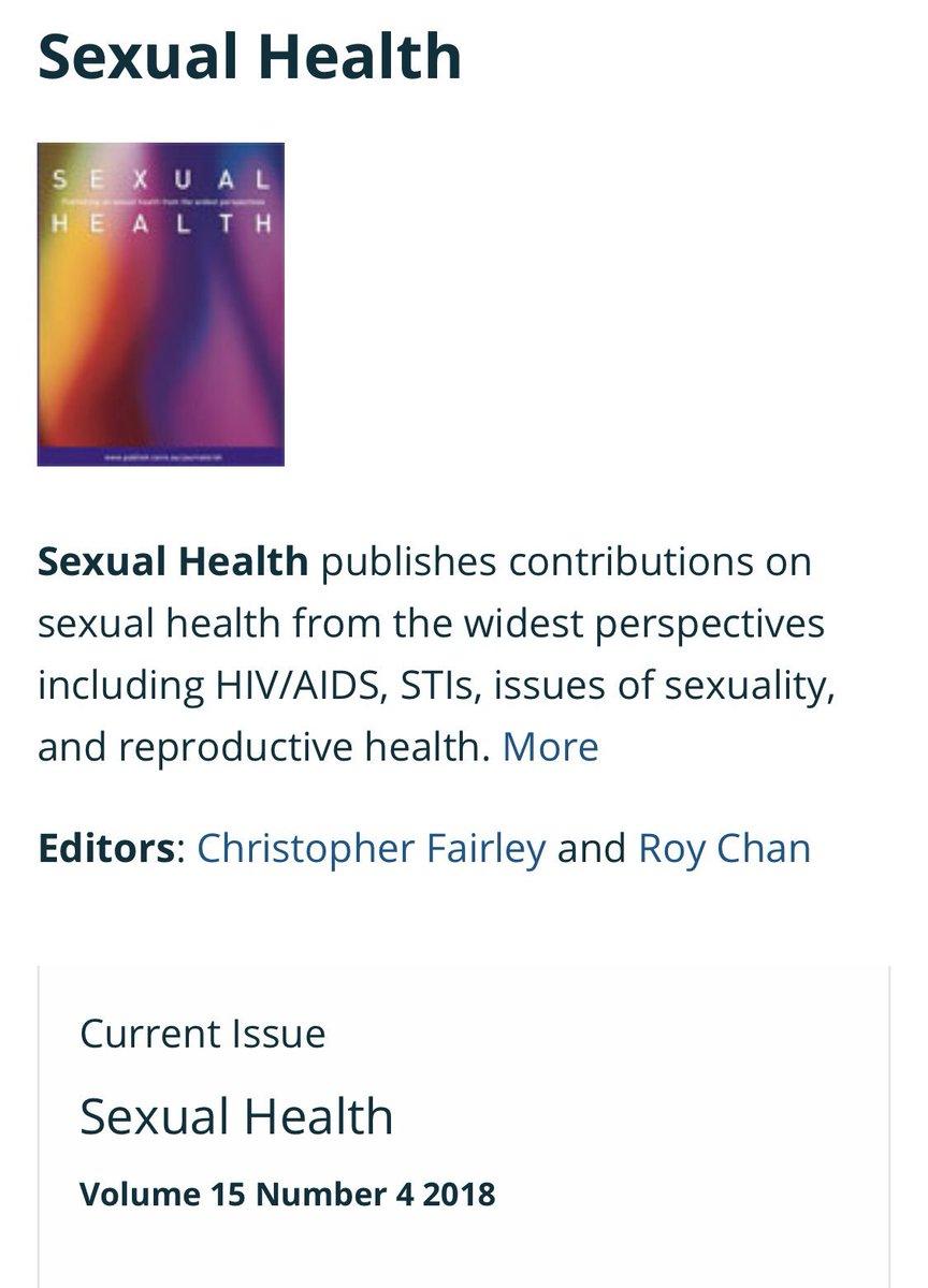 Sexual health check perth